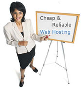 Cheap & Reliable Web Hosting india